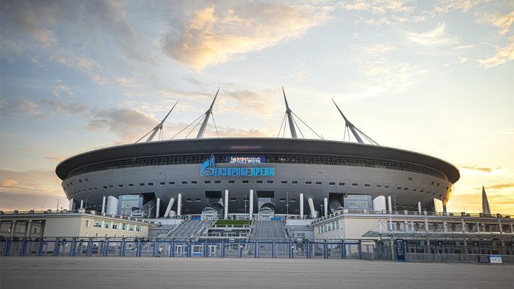 На матчи Евро-2020 в Петербурге могут пустить 75% зрителей