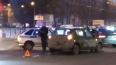 На проспекте Металлистов полицейский автомобиль попал ...