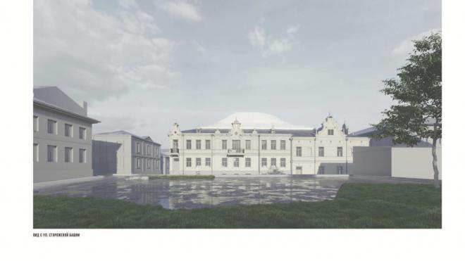 Стали известны подробности о проекте обновленного квартала Сета Солберга