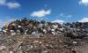 На улицах гатчинского поселка образовались горы мусора