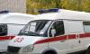 В Невском районе каршеринговое авто врезалось в столб: есть пострадавшие