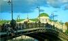 В Москве угроза обрушения моста рядом с Болотной набережной