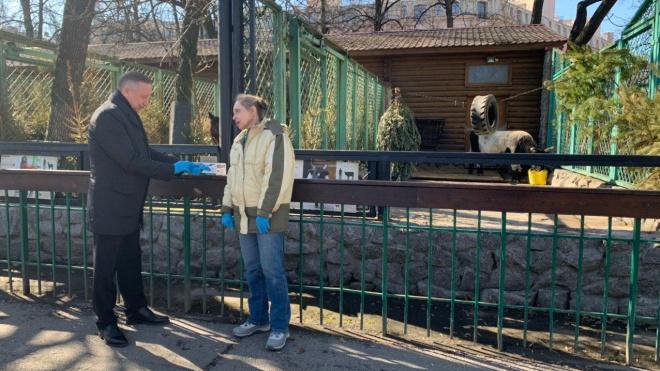 Ленинградскому зоопарку помогут выжить в условиях кризиса