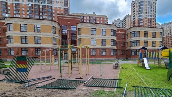 """В конце 2020 года в микрорайоне Кудрово """"Новый Оккервиль""""в Кудрово появится детский сад"""