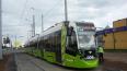 """У трамваев """"Чижик"""" появились новые остановки в Красногва..."""