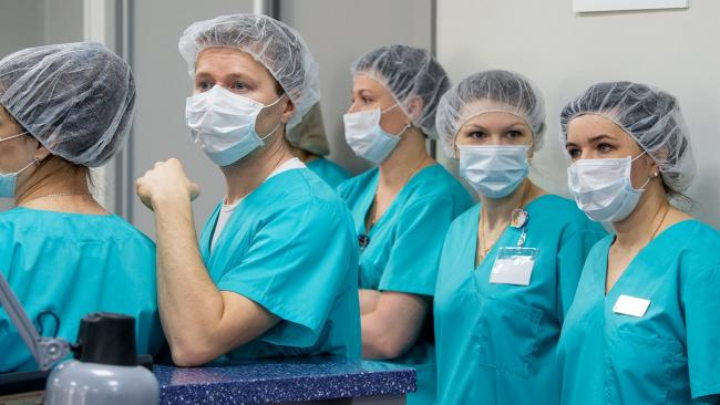 В России за сутки коронавирусом заболело 4711 человек