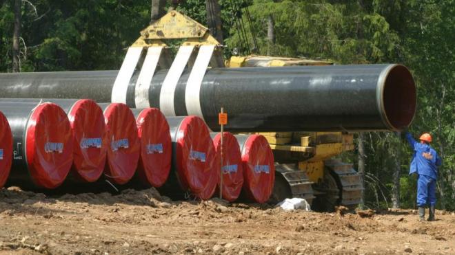 """США препятствуют строительству газопровода """"Северный поток-2"""""""