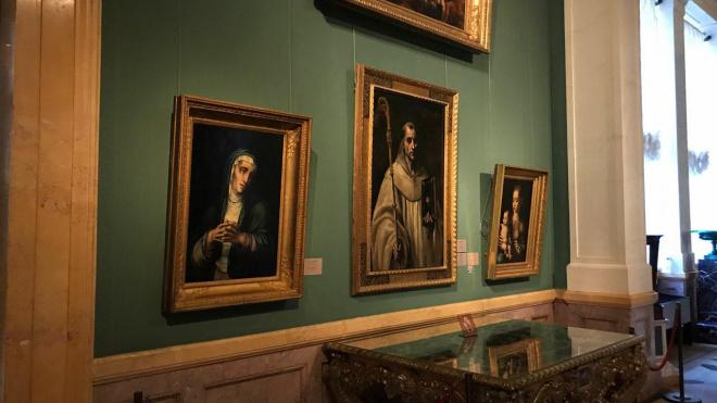 Петербургские магистры шутки ради хотели украсть картину из Эрмитажа
