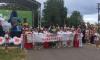 В Бокситогорском районе прошла VII Соминская – Петровская ярмарка