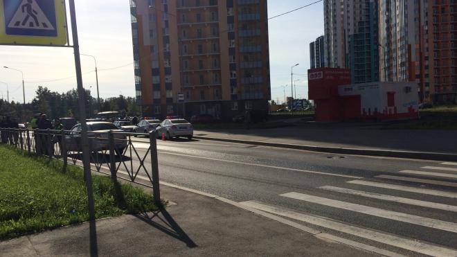 Полицейские сбили ребенка на пешеходном переходе