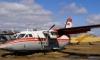 На Камчатке самолет увяз в грязи и не смог взлететь