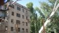 В Новочеркасске рухнула стена общежития, когда там ...