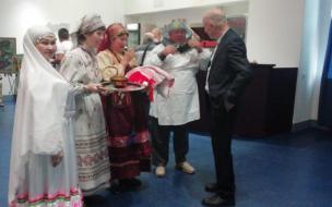В Тосно стартовал  форум старост и инициативных групп граждан Ленобласти