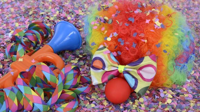 В Петербурге на выходных пройдетпарад клоунов