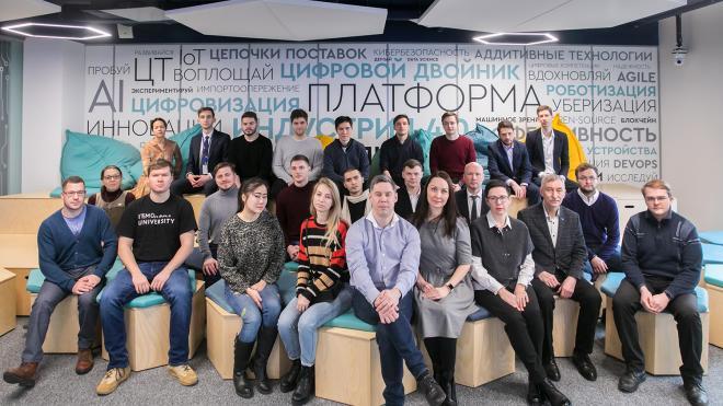 В университете Петербурга впервые в России будут готовить специалистов по беспилотному транспорту