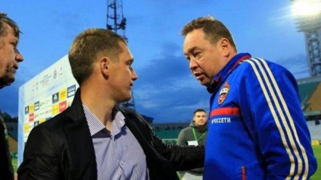 Слуцкому удалось заманить Гончаренко в ЦСКА