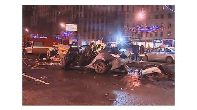 Авария на Кутузовском проспекте 8 ноября — жертв можно было бы избежать