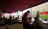В Петербурге борются с незаконной установкой летних террас