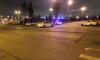 Ночью в Петербурге сотрудники ДПС пытались догнать пьяного водителя