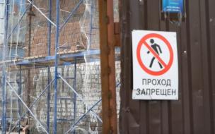 Смольный разрешил строить 75-метровое здание отеля на Просвещения