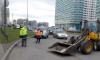 В ноябре с улиц Петербурга вывезли 13 тысяч тонн грязи