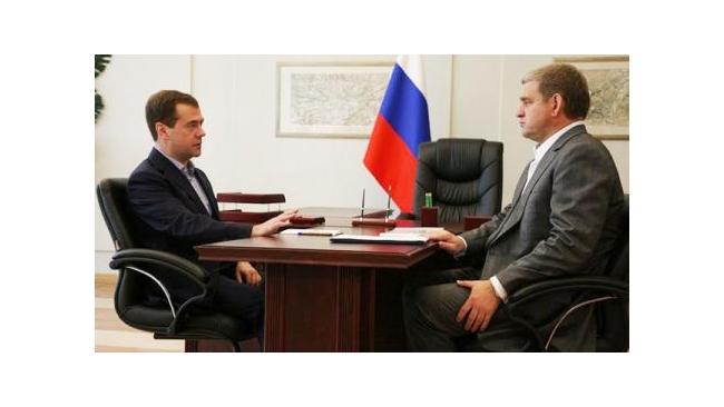 Следственный комитет опроверг задержание экс-губернатора Приморья Дарькина