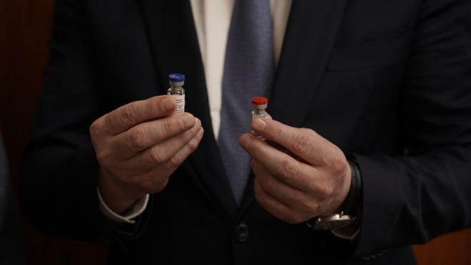 """РФПИ: эффективность вакцины """"Спутник V"""" на третьем этапе испытаний в России достигла 92%"""