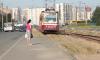 В день игры сборных России и Испании в Петербурге усилят трамвайное движение