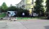 """ДТП на Севастопольской улице: водитель """"Убера"""" не уступил дорогу мобильной лаборатории"""
