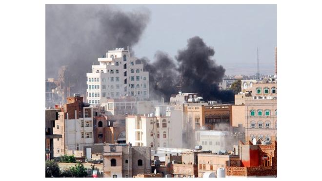 У президентского дворца в Йемене прогремел взрыв: десятки погибших