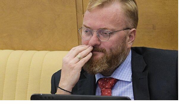 Милонов переживает, что в квартире Пушкина может открыться бордель
