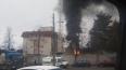 На территории сестрорецкой больницы разгорелся строитель ...