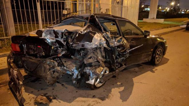 Очевидцы: в жутком ДТП на Московском шоссе водителю оторвало голову