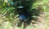 Ребенок едва не упал в открытый люк в Невском районе