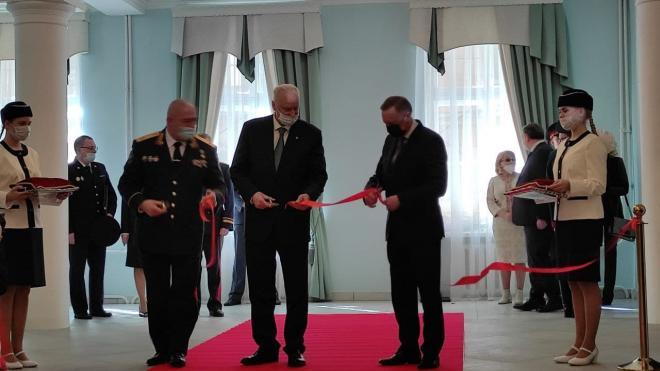 В центре Петербурга открылся Пансион воспитанниц СК