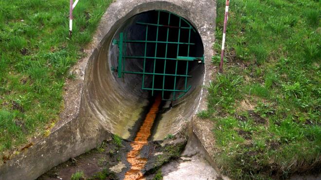 В поселке Победа началось обследование канализации