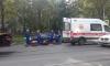 На проспекте Науки мотоциклист получил травмы после столкновения с иномаркой