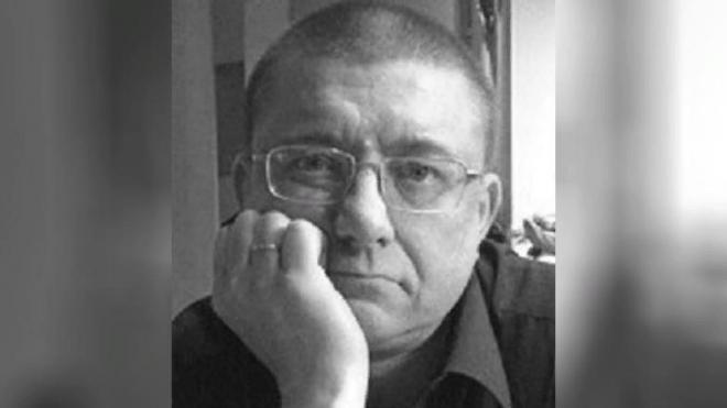 Экс-председатель Союза журналистов Петербурга умер от коронавируса
