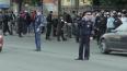 На канале Грибоедова водитель прокатил полицейского ...