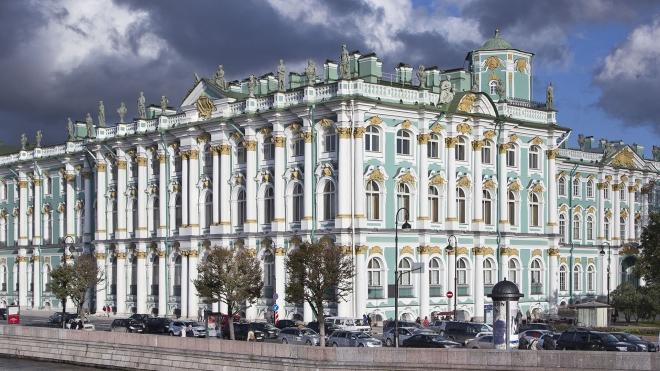 """У стен Эрмитажа """"патриоты"""" выжгли кислотой глаза участникам акции против Путина"""