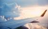 Пассажирский самолет шесть раз облетел Кронштадт