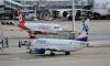О бомбах на борту самолета сообщил сумасшедший из больницы в Брюсселе