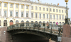 В центре Петербурга заменят металлические таблички на 18 мостах