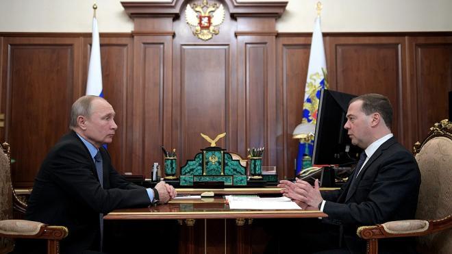 Медведев получит дипломатический паспорт