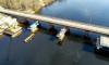 На мосту через Вуоксу продолжаются работы по обновлению конструкции