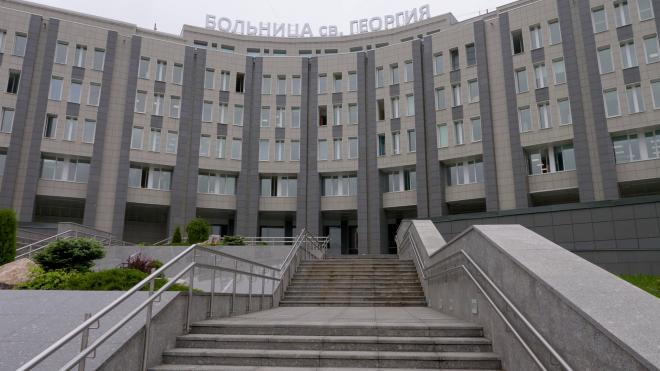 К концу года в Петербурге построят новый корпус для больницы Святого Георгия
