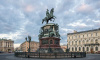 На продолжение реставрации памятника Николаю I выделяется 31,7 млн рублей