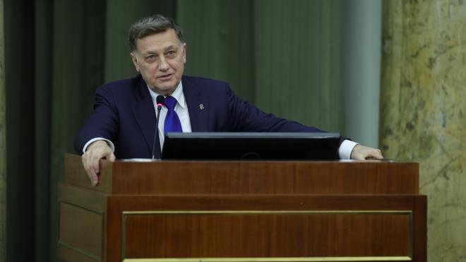 Вячеслав Макаров хочет баллотироваться в ЗакС Петербурга
