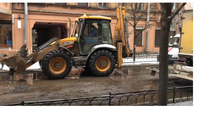 В следующем году Смольный потратит более 68 млн рублей на уборку города
