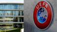 УЕФА считает неоправданным отказ от внутренних соревнова...